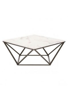 Marble Brass Coffee Table 237x315