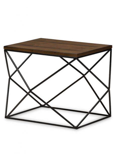 black wire wood geo side table 1 461x614