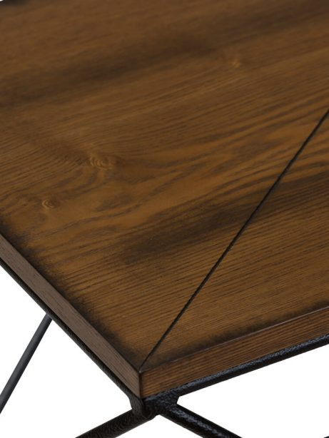 black wire wood geo side table 2 461x614