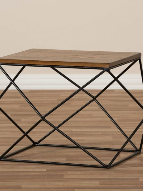 black wire wood geo side table 4 461x614