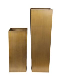 brass planter set 237x315