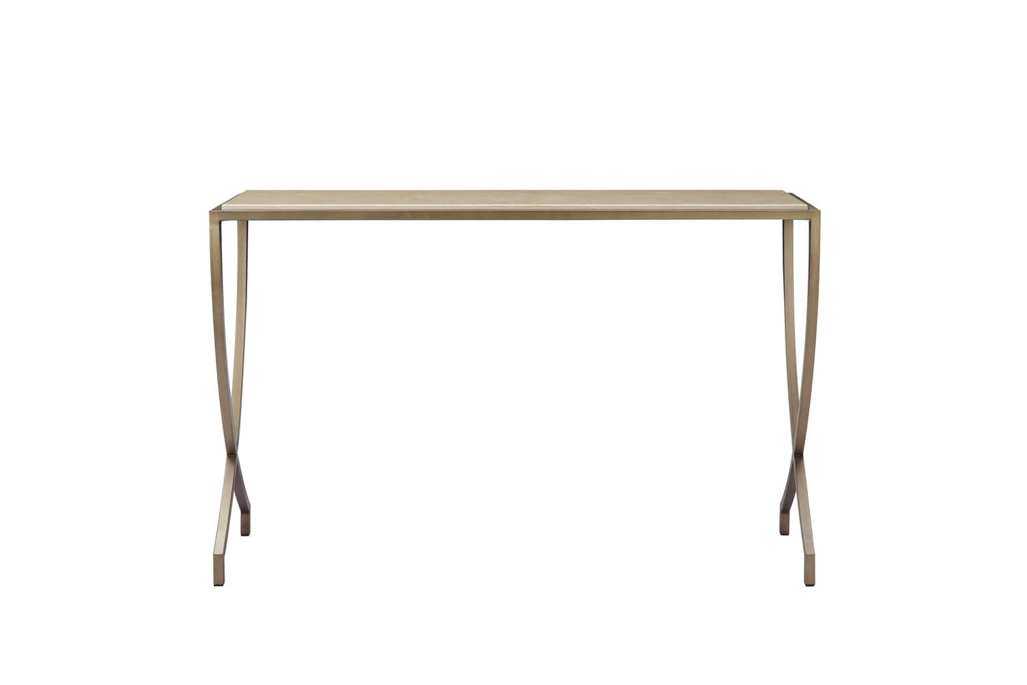 caspian marble console table 3