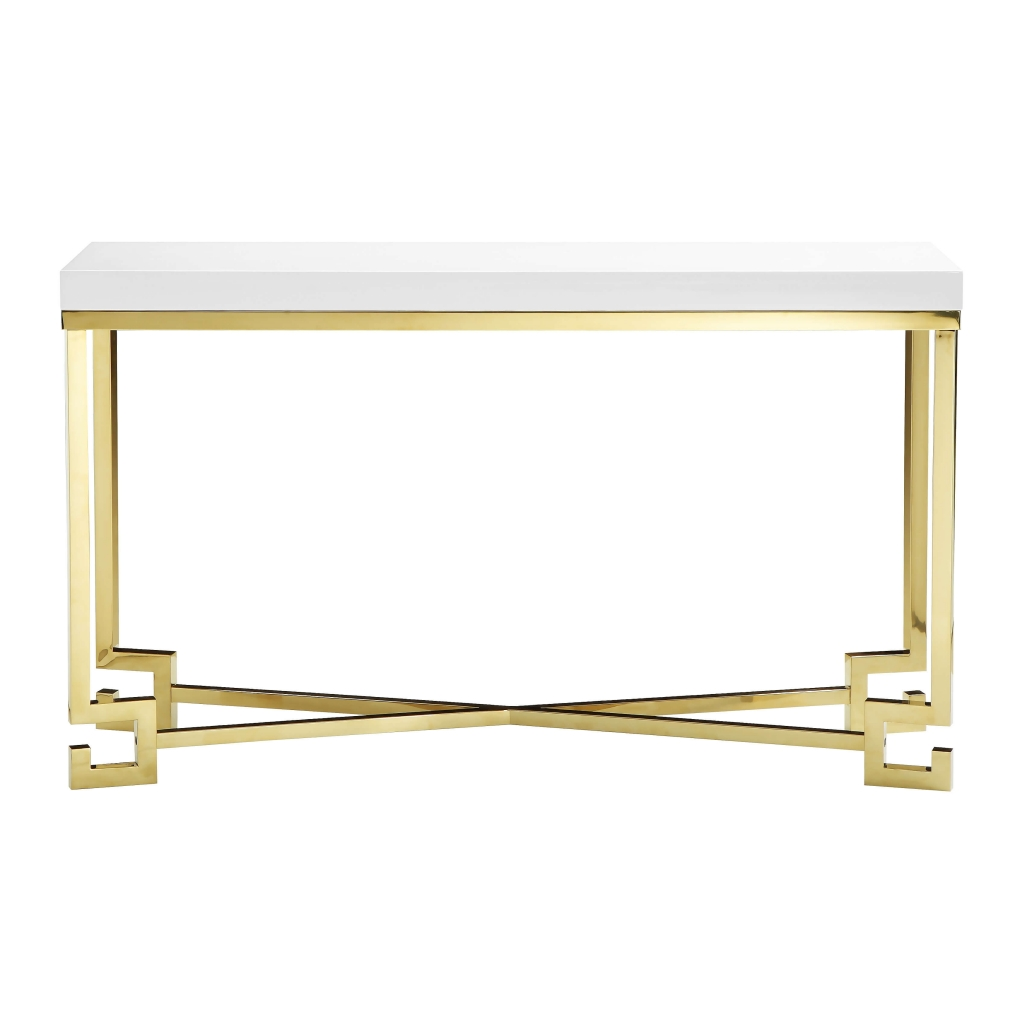 golden age console table