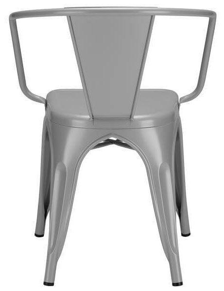 grey metal cafe chair 4 461x600