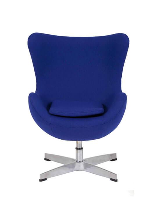 kids blue chair