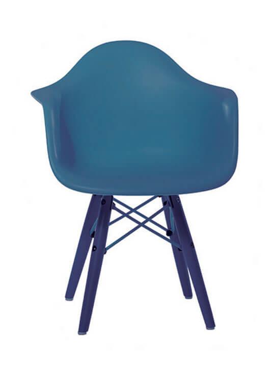 kids ceremony color armchair blue