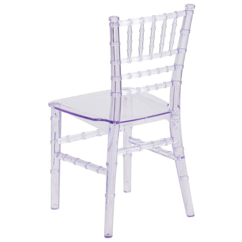kids clear modern chair 1