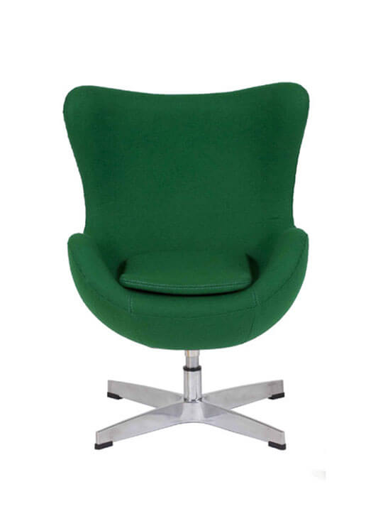 kids green chair