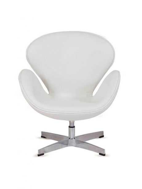 kids leather hug chair white 461x614