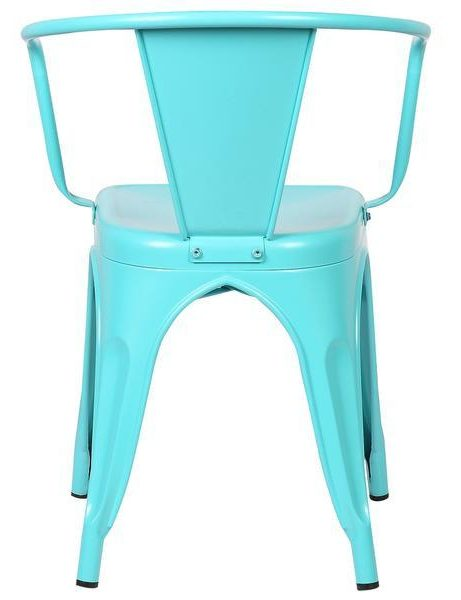 light blue metal cafe chair 4 461x600