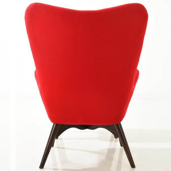 mid century papa chair