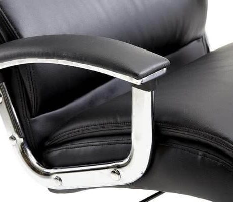 modern plush office chair 461x400