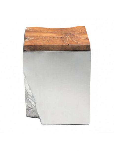 palladium silver wood side table 7 461x614