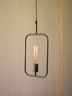 rectangle shape pendant light 237x315