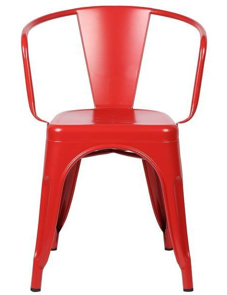 red metal cafe chair 2 461x600