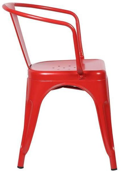 red metal cafe chair 3 461x600
