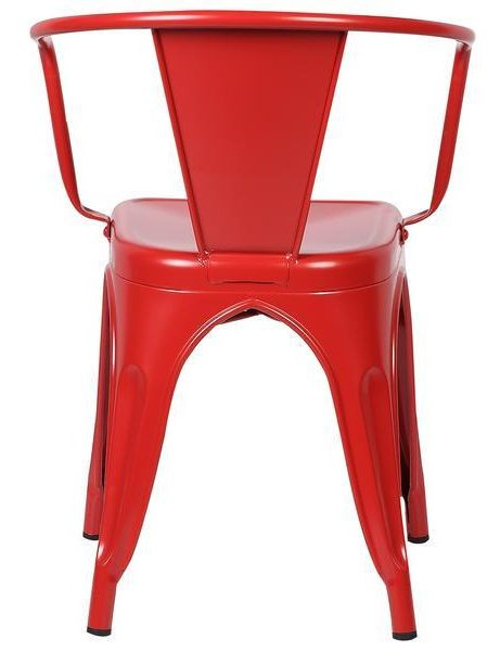 red metal cafe chair 4 461x600
