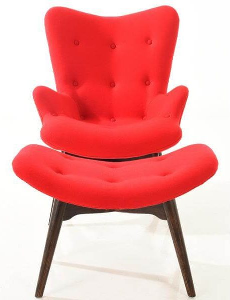 red papa chair 461x600