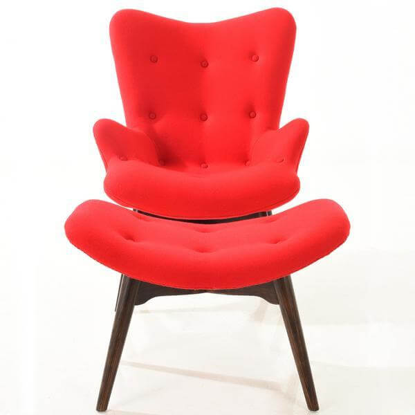 red papa chair