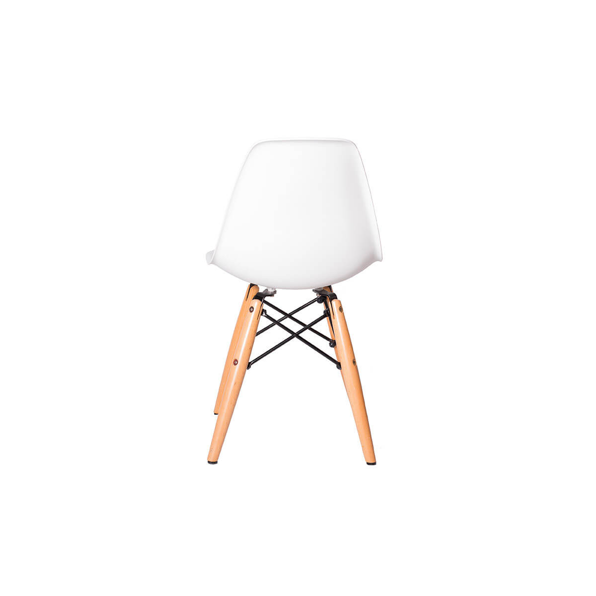 white kids eames chair