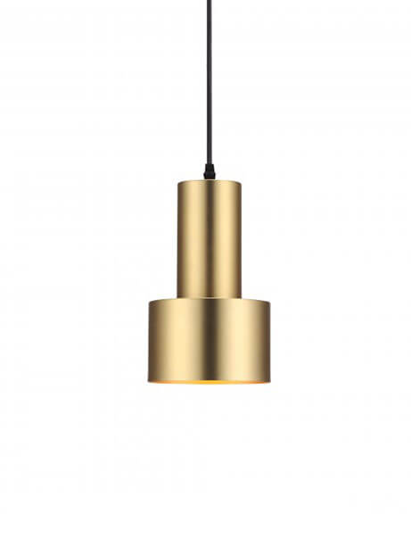 Gold Scope Pendant Light 1