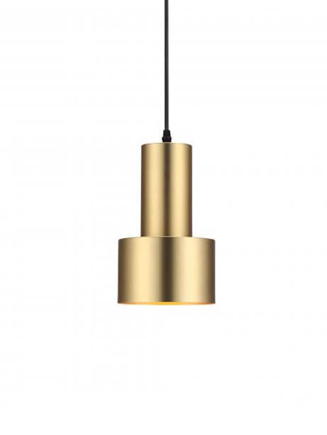 Gold Scope Pendant Light 1