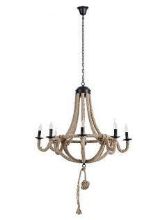 braided rope chandelier 1 237x315