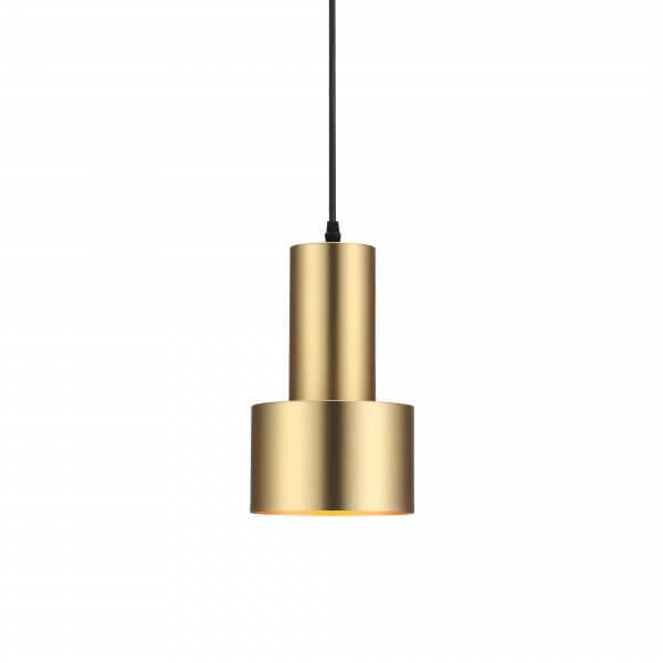 gold scope pendant light 2