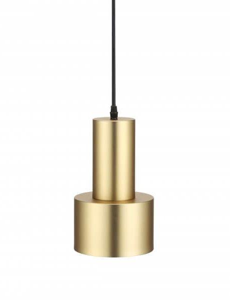 gold scope pendant light 461x600