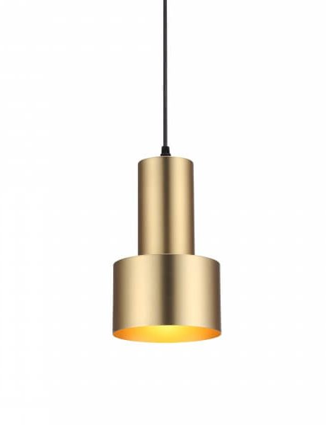 gold scope pendant lighting 461x600