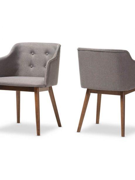 grey fabric armchair 461x614