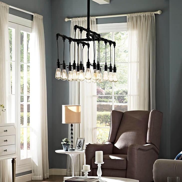 steampunk industrial chandelier 4