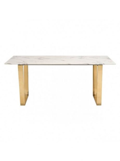 white marble gold dining table 3 461x614