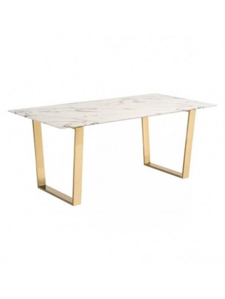 white marble gold dining table 461x614