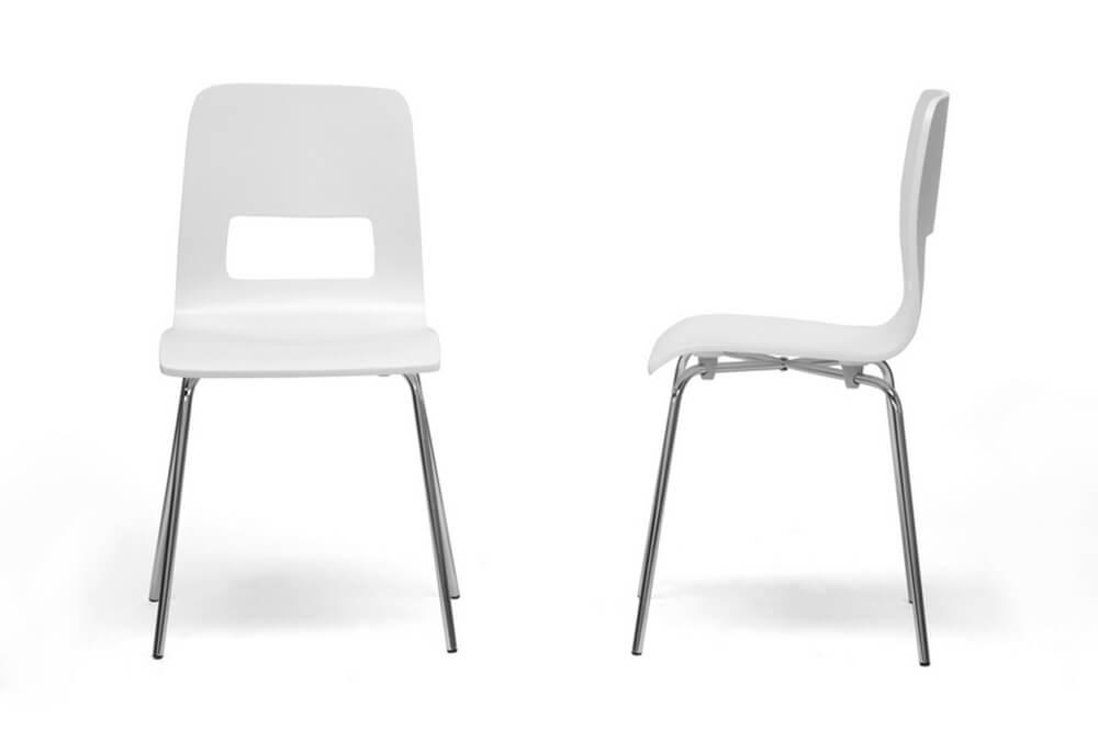 white square chair 2