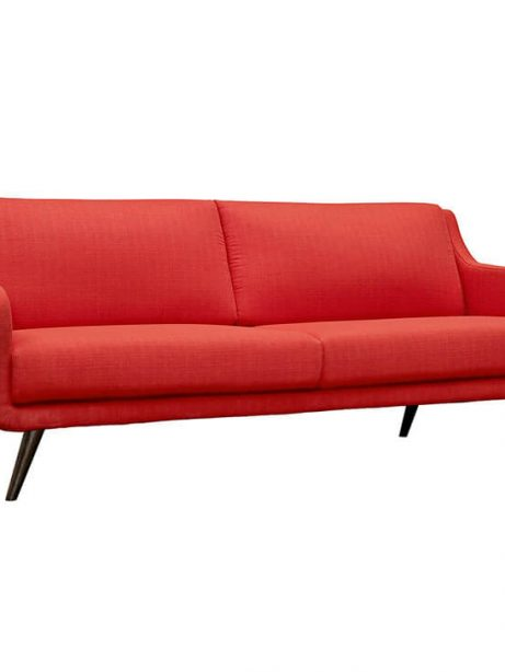 archive red fabric sofa 2 461x614