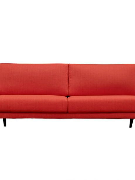 archive red fabric sofa 461x614