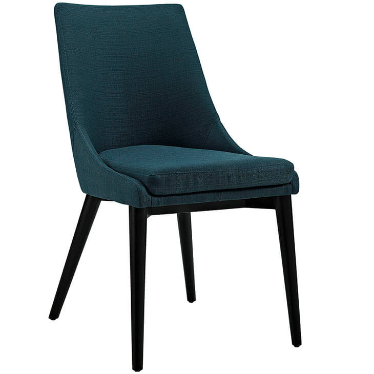 blue alps fabric chair