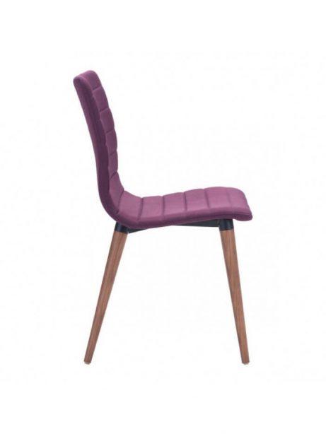 dark purple dining chair 461x614