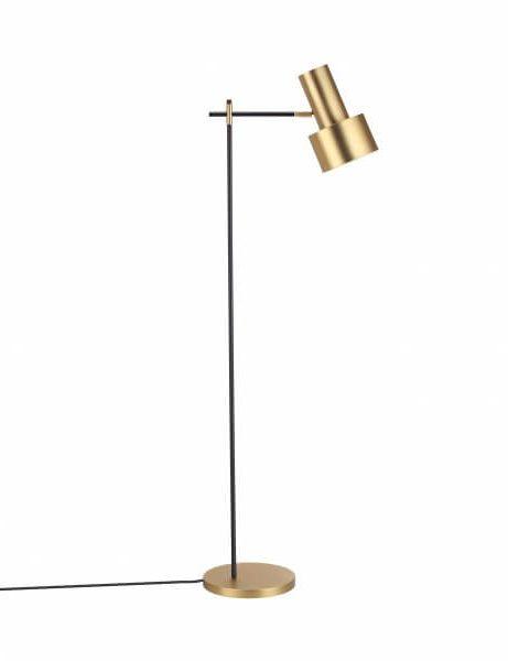 Gold Floor Lamp 461x600