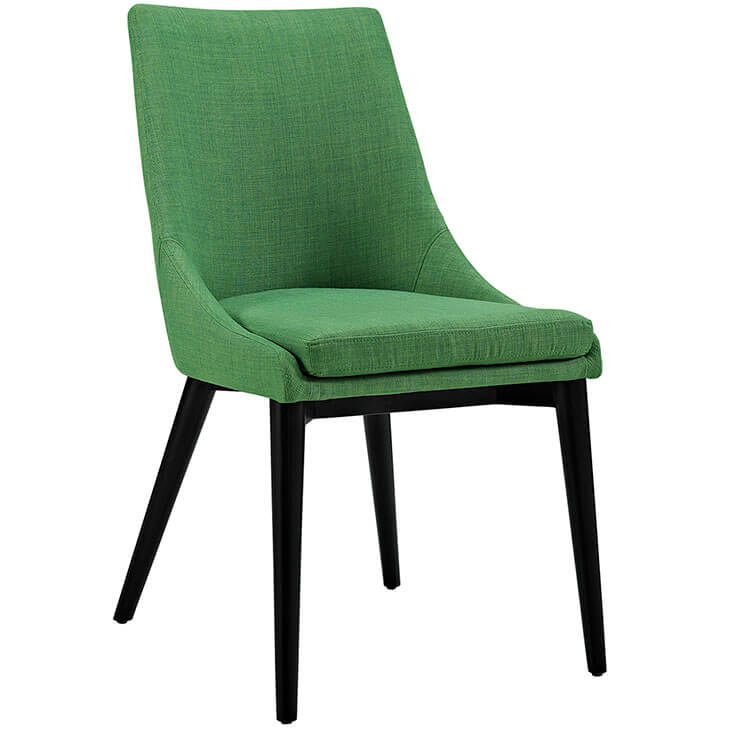 green alps fabric chair