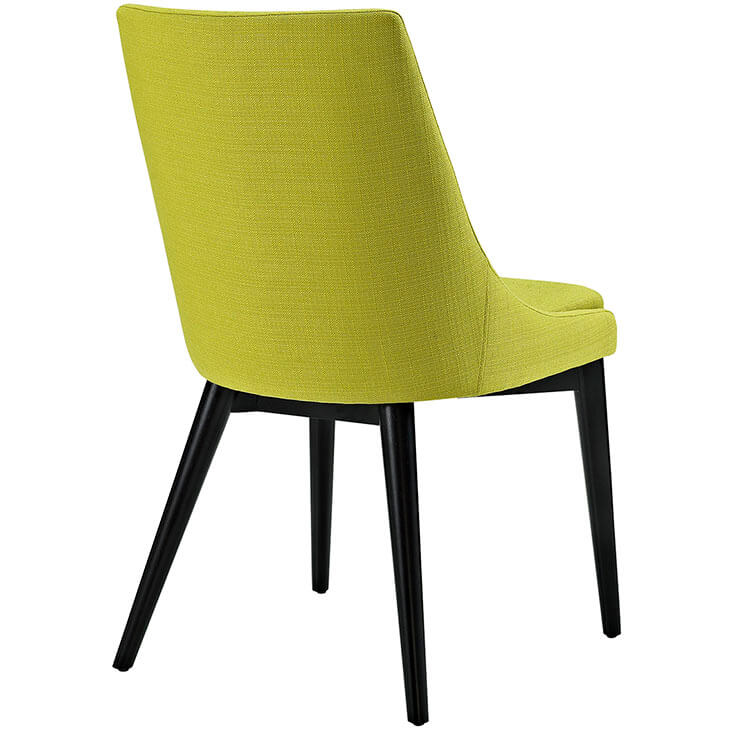 lime green alps fabric chair 3