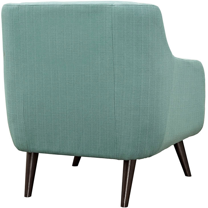 mint green archive armchair 2