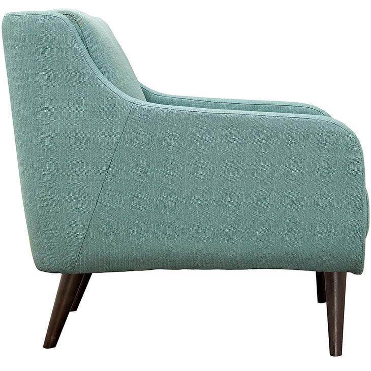 mint green archive armchair 3