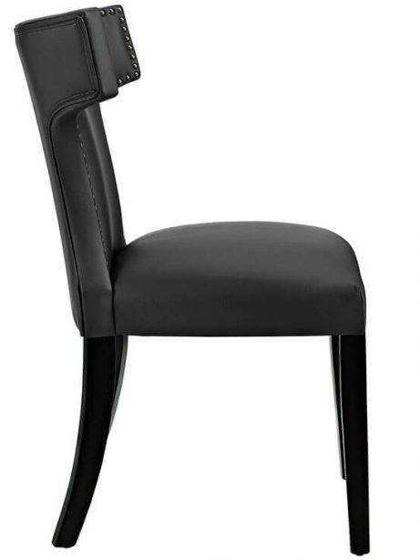 oxnard black leather chair 461x614