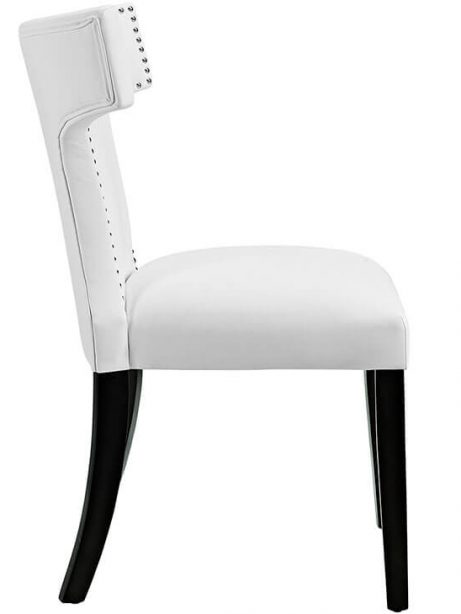 oxnard white leather chair 3 461x614