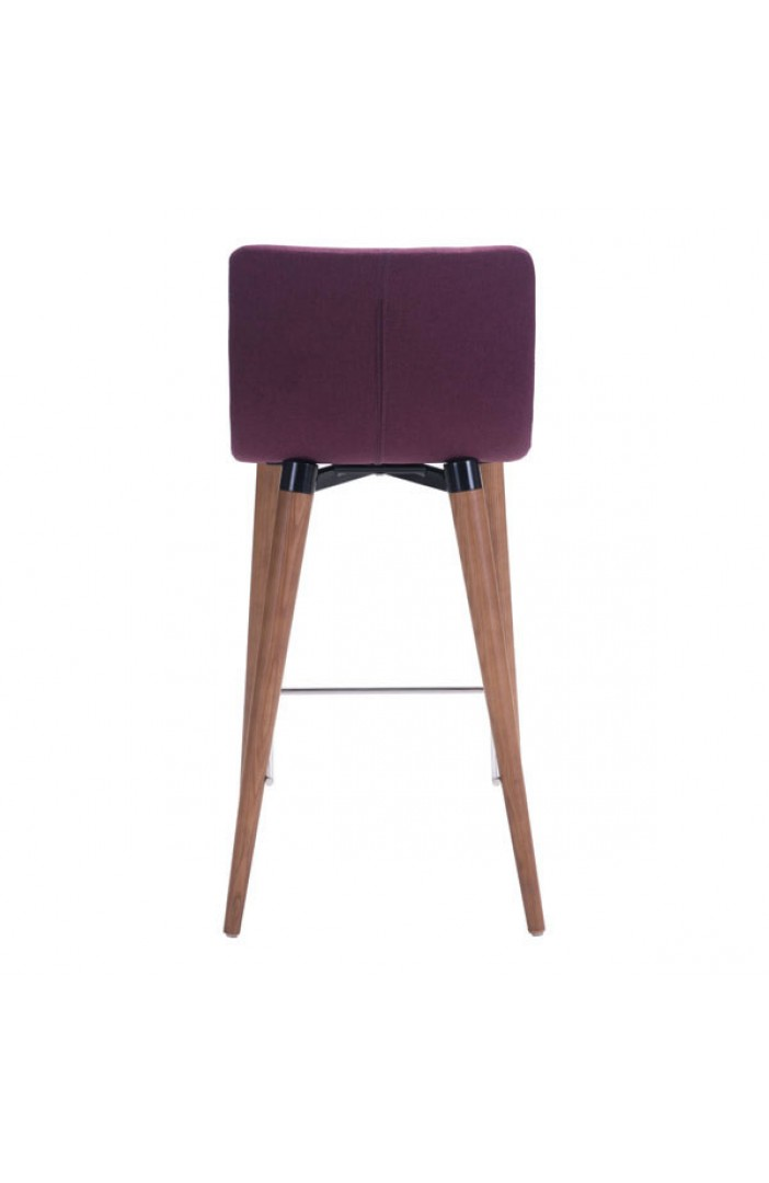 purple barstool
