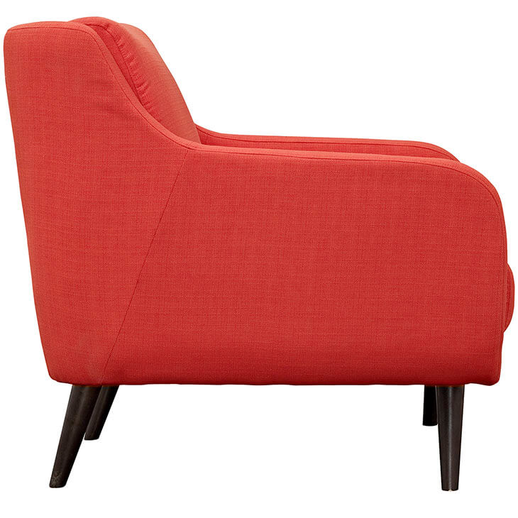 red archive armchair 2