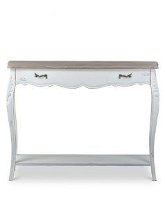 Scallop Console Table 237x315