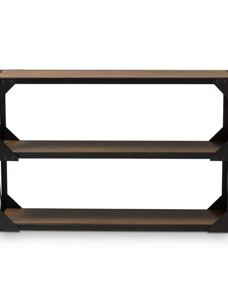 black iron wood console table 1 461x614